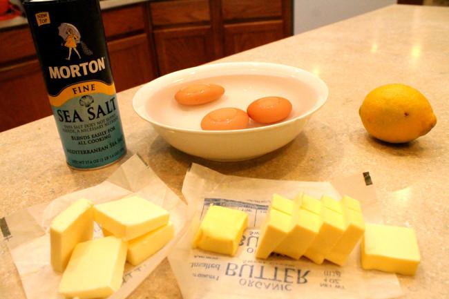 Julia Child's Hollandaise Sauce (The Hard Way)