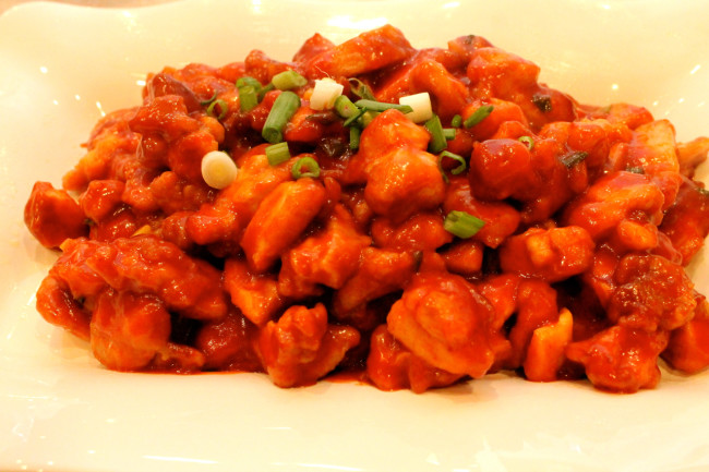 Crunchy Mama's Paleo Sweet and Sour Chicken (Gluten-Free)