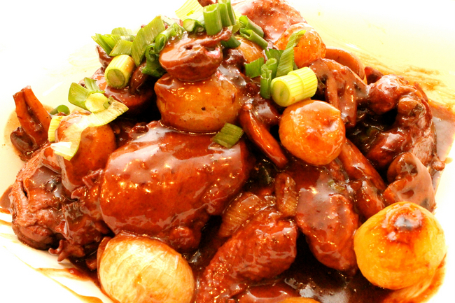 Julia Child's Coq Au Vin (Paleo, Gluten Free)