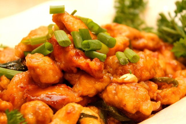 General Tso's Chicken (Paleo, Gluten Free)