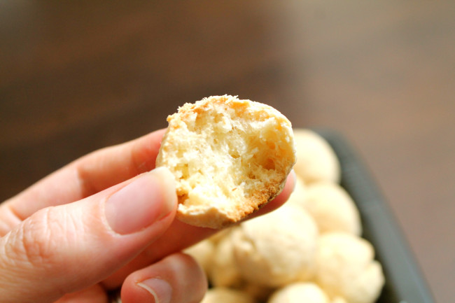 Crunchy Mama's Coconut Bread Bites (Paleo, Gluten Free)