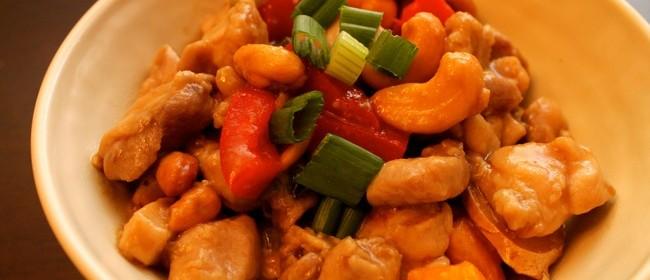 Crunchy Mama's Cashew Chicken (Paleo, Gluten Free)