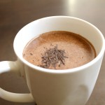 Paleo Hot Chocolate (Gluten Free, Dairy Free)