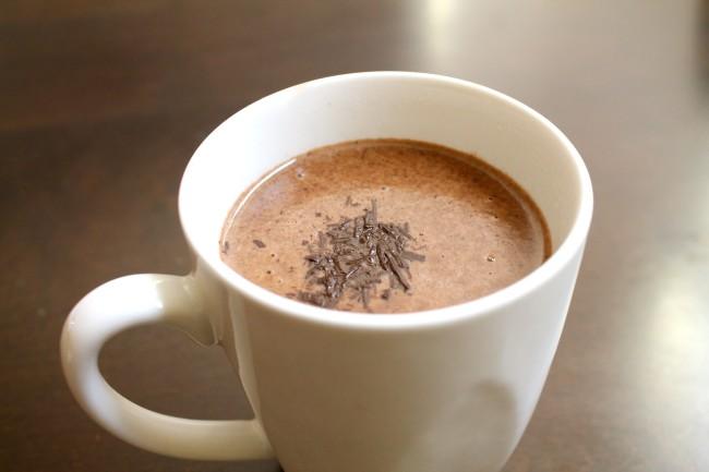 Crunchy Mama's Hot Chocolate (Paleo, Gluten Free, Dairy Free)