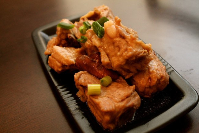 Chinese Steamed Pork Ribs/Pai Kuat (Paleo, Gluten Free)