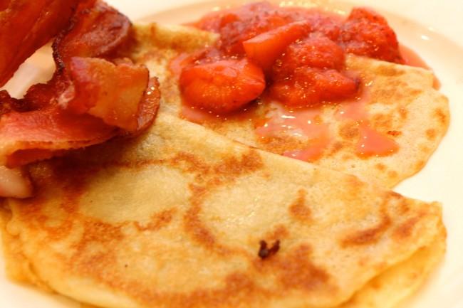 Paleo Tapioca Crepes (Gluten Free, Dairy Free)