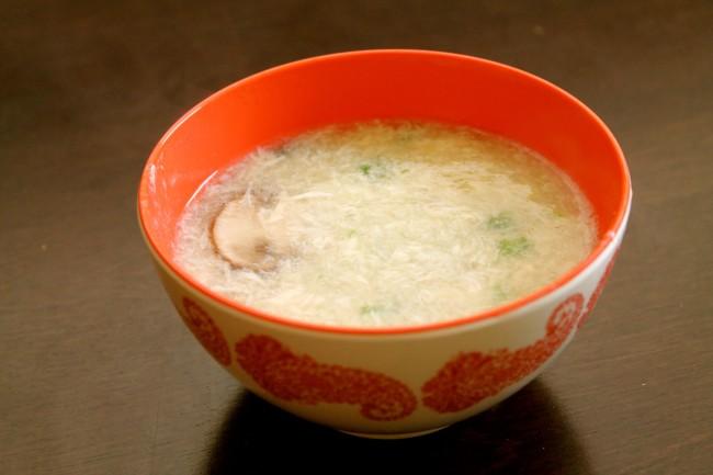 Easy Yummy Egg Drop Soup (Paleo, Gluten Free, Dairy Free)
