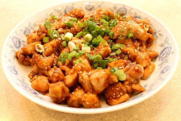 Crunchy Mama's Paleo Sesame Chicken (Paleo, Gluten Free, Dairy Free)