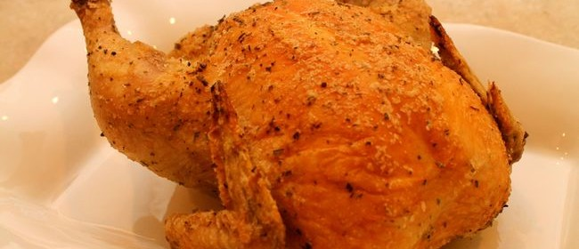 Quick and Easy Roast Chicken (Paleo/Primal, Gluten Free)